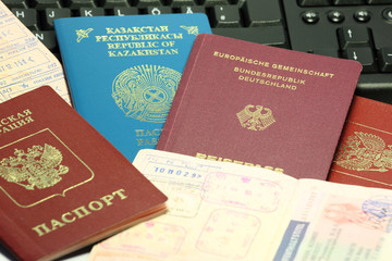 passport travel document