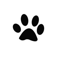 animal paws print