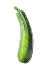 whole fresh zucchini