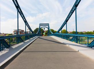 Brücke voraus