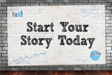 Start Your Story Today
