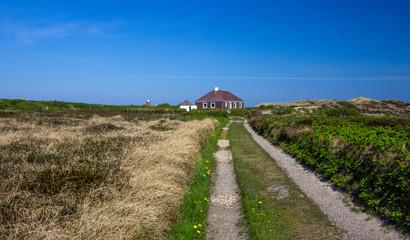 the island of Sylt.