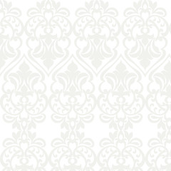 Vector classic decor pattern element in Eastern Style. Ornamental lace pattern for wedding invitations and greeting cards, backgrounds, fabrics, textile. Traditional pastel decor