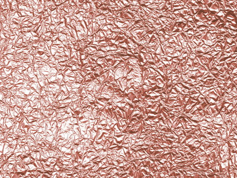 rose gold - foil background and texture