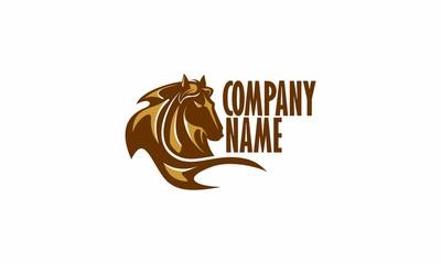 Horses logo by OriQ