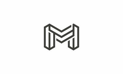 M logo by OriQ