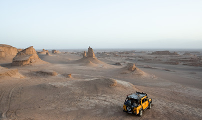 "Dasht-e Loot, the ""Emptiness Desert"", Iran"