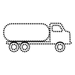 Car transports sign