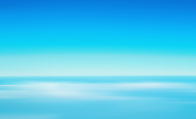 Soft blue color abstract background for design