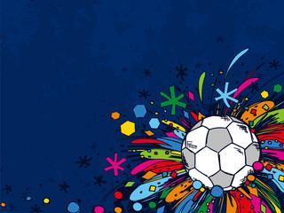 Football doodles ornament background. Soccer bright sketches. European football theme sport wallpaper. Football championship. Football ball. Grunge. Soccer background. Football background.