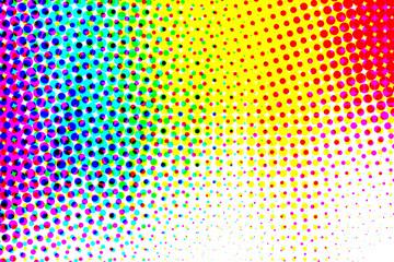 Half-tone pattern