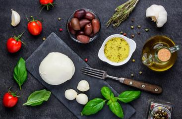 Italian Cuisine Cheese