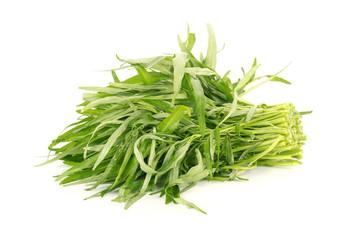 Morning glory green vegetable
