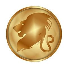 Leo gold medallion drive