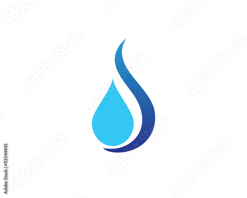 u0026quot;Water drop logou0026quot; Stock image and royalty-free vector ...