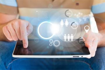 Digital Tablet.