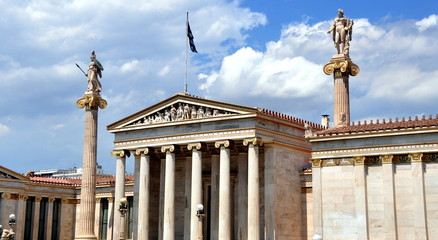 Akademie der Wissenschaften von Athen