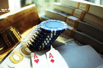Casino Stock Photo High Quality