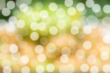 bokeh background with dots background