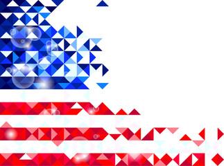 Us patriotic background