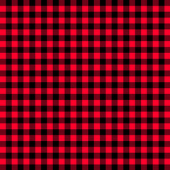 Scott pattern Black and red abstract background.