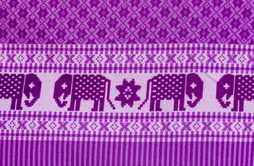 Elephants Pattern