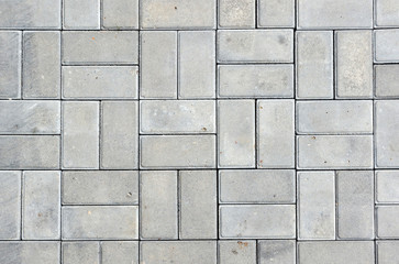 Stone patio tiles
