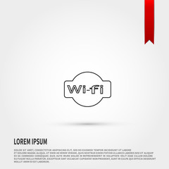 Wireless icon.