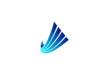loop geometry business company logo