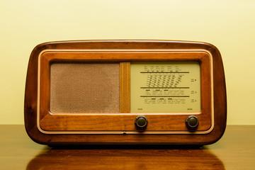 Radio a valvole vintage