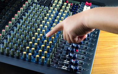 Live Sound Mixers and music studio