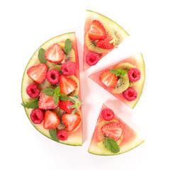 fruit salad concept