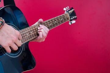 Gitarre spielen, Westerngitarre