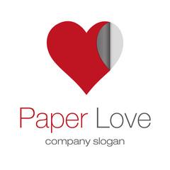 Paper Love Logo
