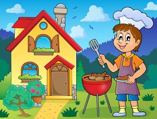 Barbeque theme image 3