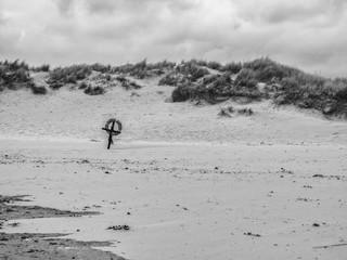 Lossiemouth beach at Lossiemouth, Morray Firth, Scotland, UK,