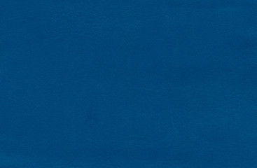 Texture of blue leather. Background