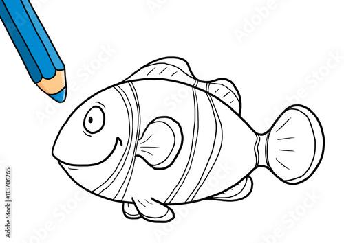 Malvorlagen Clownfisch | My blog