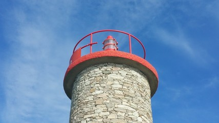 Macinaggio's phare