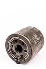 Used car oil filter