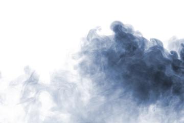 Blue water vapor