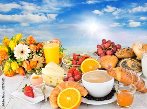 guten morgen: einladung zu leckerem frühstück oder brunch in der, Einladung