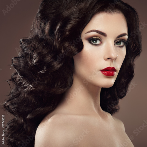 wavy hair haircuts quot with curly hairstyle beautiful with 1819