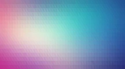 bright abstract triangles background