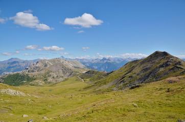 Col du Granon (Briançonnais / Hautes-Alpes)