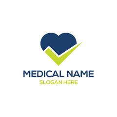 Hospital and Health Care Logo Vector
