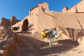 Ksar of Ait Ben Hadu, Morocco