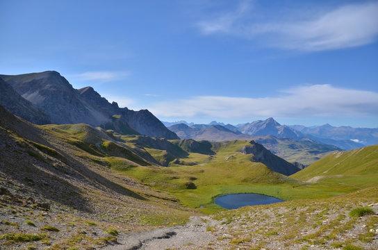 Lac de la Madeleine (Cervières / Hautes-Alpes)