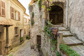 Lyuseram, France