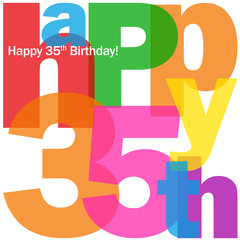 Image result for happy 35 ans